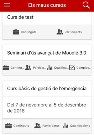 Moodle app ISPC